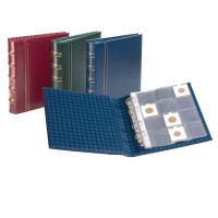 Альбом для холдеров Optima Classic с 10 листами в комплекте