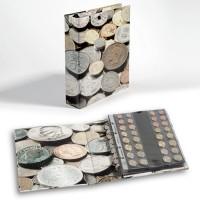 Папка-переплет /альбом Optima Coins с 5 листами
