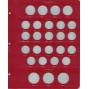 """Альбом """"КоллекционерЪ"""" для монет правления Александра II (1855-1881). ТОМ1. Арт А051"""