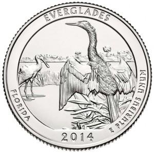 25 центов 25-ый парк Эверглейдс