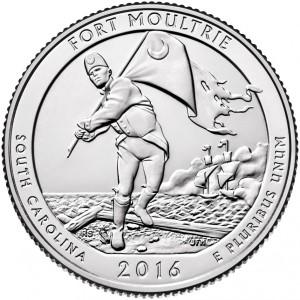 25 центов 35-ый парк Форт Молтри