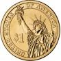 1 доллар 33-ий Президент Гарри Трумэн