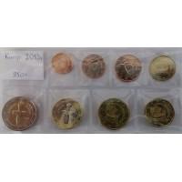 Набор монет Евро (Кипр, 2013)