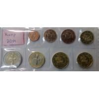 Набор монет Евро (Кипр, 2014)