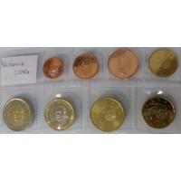 Набор монет Евро (Испания, 2010)
