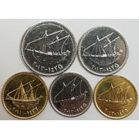"Набор монет Кувейта ""Корабли"" (2013 года)"
