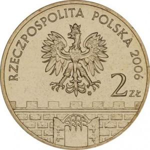 Исторические города Польши: Хелмно (2 злотых, Польша, 2006 года)