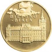 Исторические города Польши: Бельско-Бяла (2 злотых, Польша, 2008г)