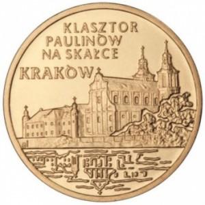 Города Польши: Краков (2 злотых, Польша, 2011 года)