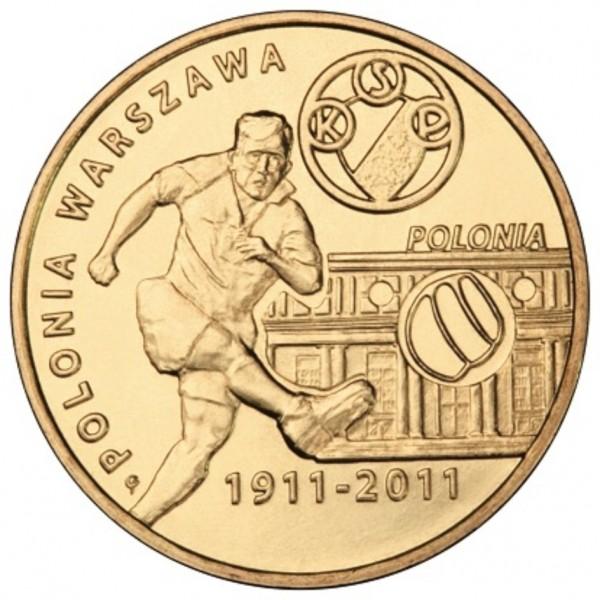2 злотых польша 2011 медальеры ссср