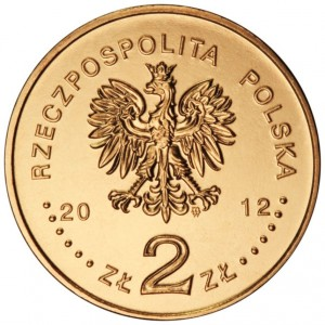 Польская олимпийская сборная в Лондоне 2012 (2 злотых, Польша, 2012 года)