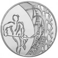 Хоккей - Олимпиада Солт-Лейк-Сити (Украина, 2001 года)