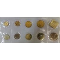 Набор монет СССР 1989 года ММД регулярного чекана